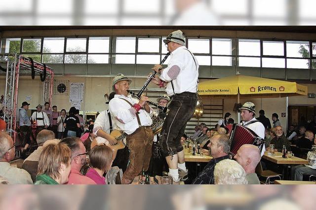 Festreise von Altdorf nach Bayern und Kuba