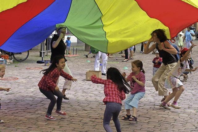 Spielen ist ein Grundrecht