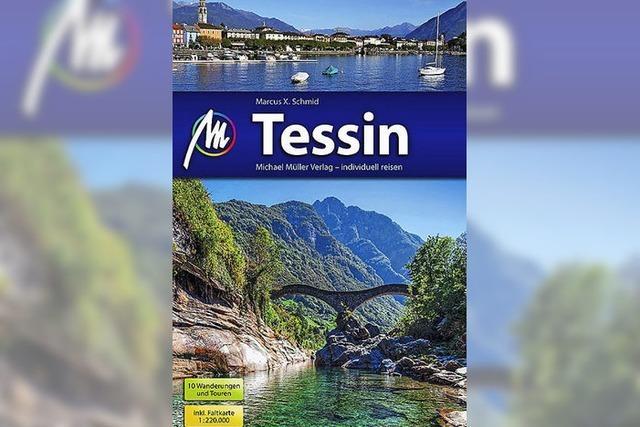 Reiseliteratur: Tessin