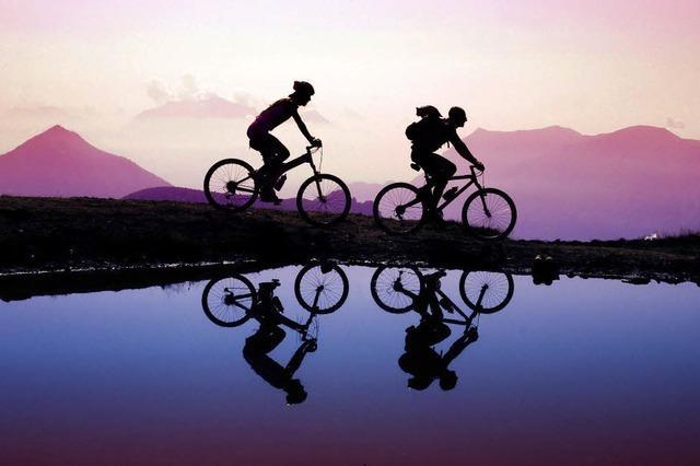 Grenzerfahrung: Im Tessin mit dem Mountainbike