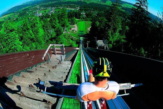 Deutsche Meisterschaften der Skispringer finden im Schwarzwald statt