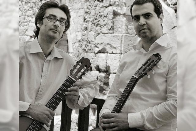 Duo de Siragusa meets Piano