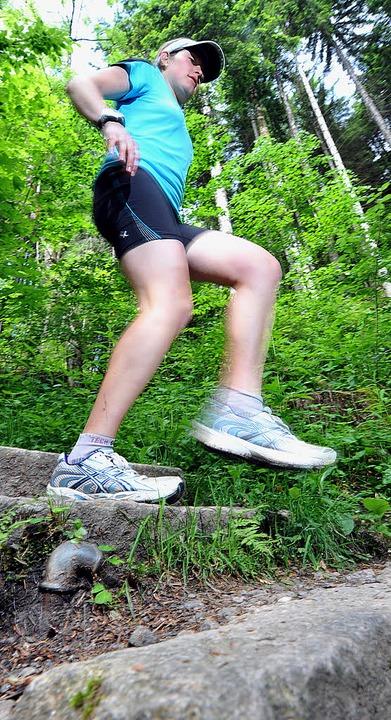 Wildromantisch und anstrengend – der X-Trail-Run  | Foto: Seeger