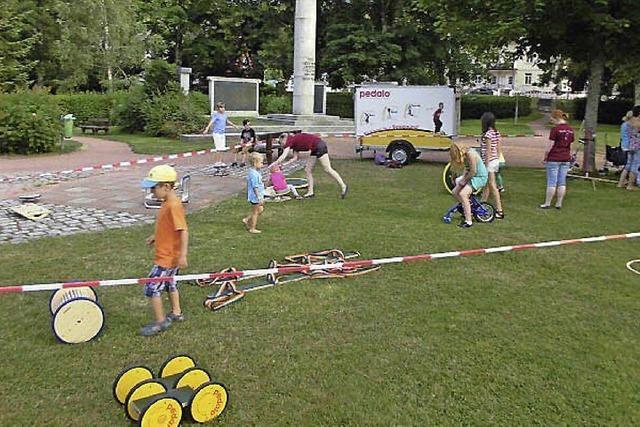 Spielmeile für Kinder in Löffingen
