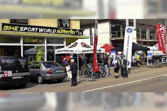 Trend geht in Richtung E-Bike