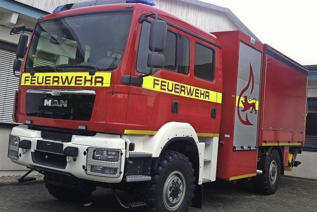 Feuerwehrauto wird teurer