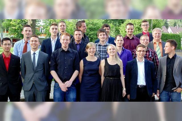 Abi 2014 in Bad Säckingen: Starke Gemeinschaft feiert Abschluss