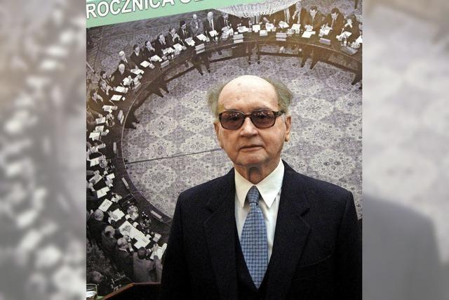 Staatsbegräbnis für Kriegsrechtsgeneral Jaruzelski