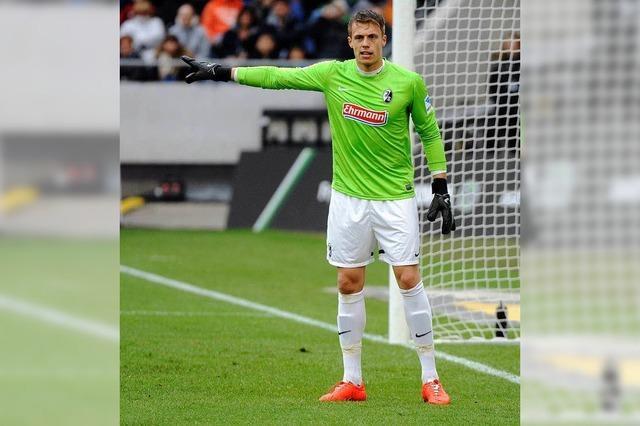 Der SC Freiburg will Alexander Schwolow ausleihen