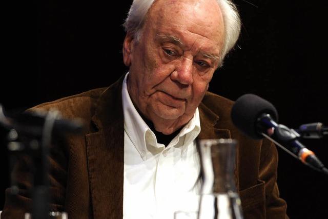 Jürgen Becker erhält den Georg-Büchner-Preis