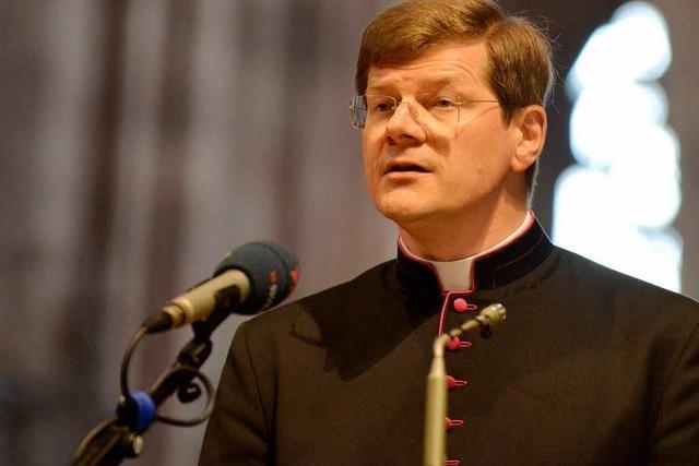 Der neue Freiburger Erzbischof gilt als umgänglicher Zeitgenosse