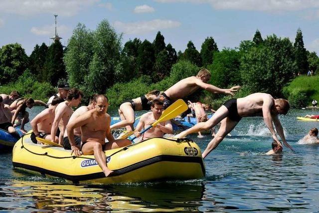 Wie war's bei… dem besonderen Wettbewerb im Seepark?