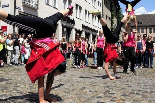Fotos: Landesturnfest endet mit Festumzug und Abschlussfeier