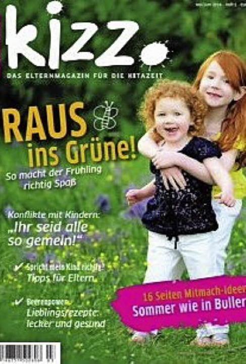 Kizz Magazin    Foto: Verlag
