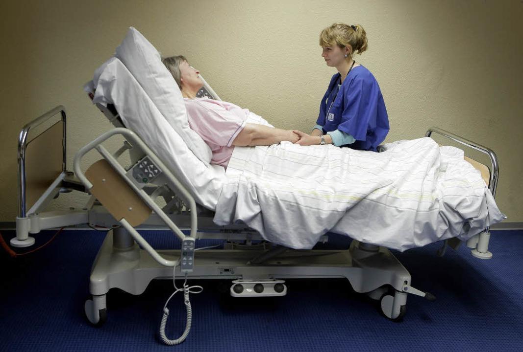 Zu viel teure Therapien, zu wenig Zeit...ätsinstitut soll helfen, das zu ändern    Foto: DPA Avis