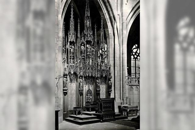Das Münster als Kathedrale