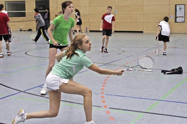 150 Badmintonspieler aus 43 Vereinen zu Gast