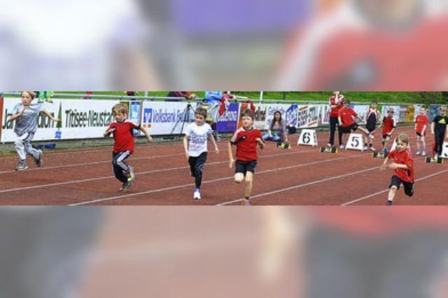 Erfolgreicher Tag für Bonndorfer Leichtathleten