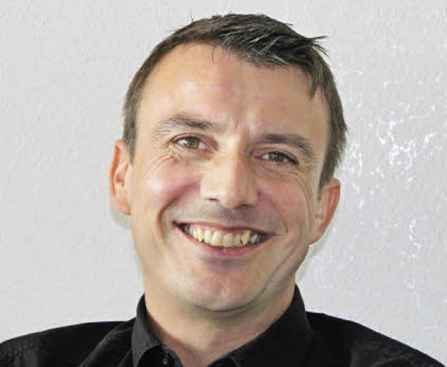 Informatiker Ralph Altmeier  | Foto: Martha Weishaar