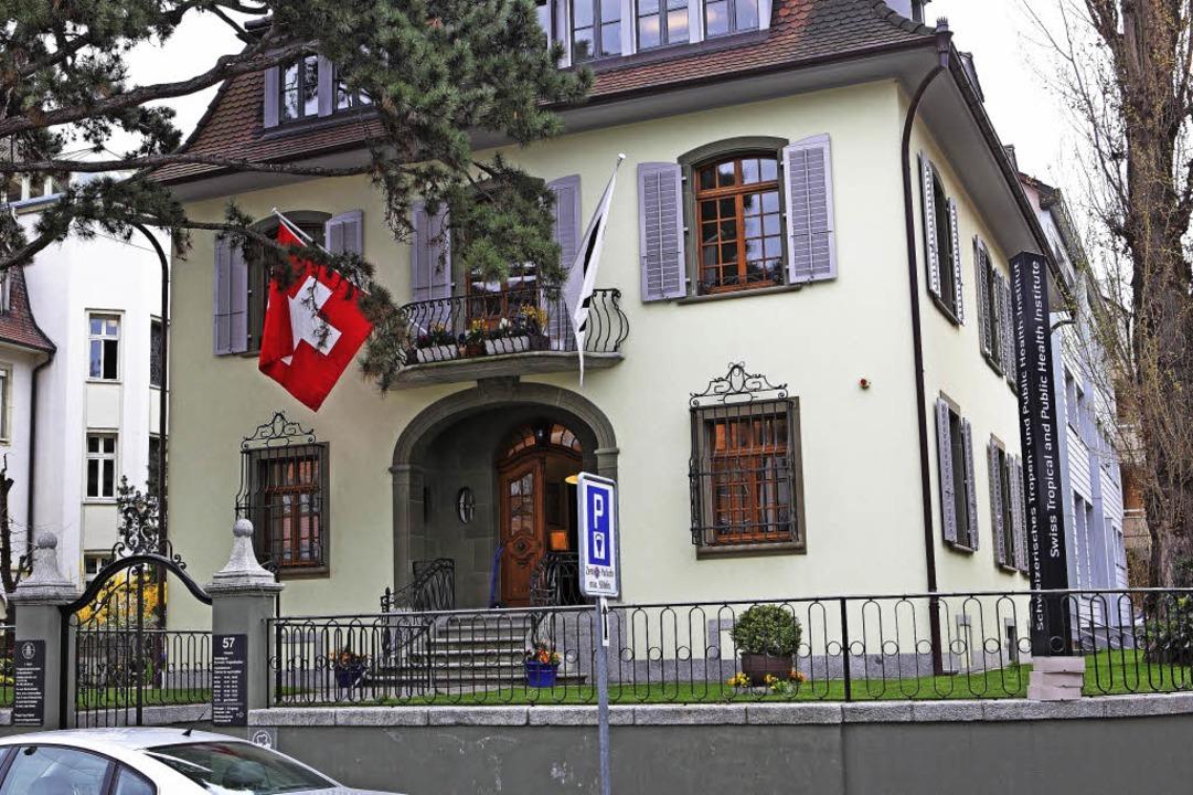 Am Standort an der Socinstraße platzt das Tropeninstitut aus allen Nähten.  | Foto: BZ