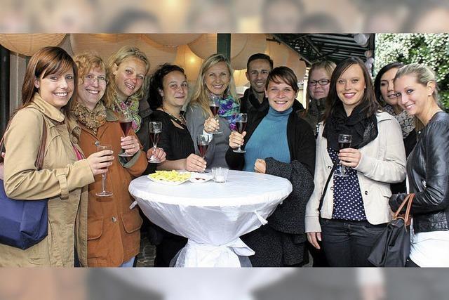 Binzen eröffnet Reigen der Dorffeste
