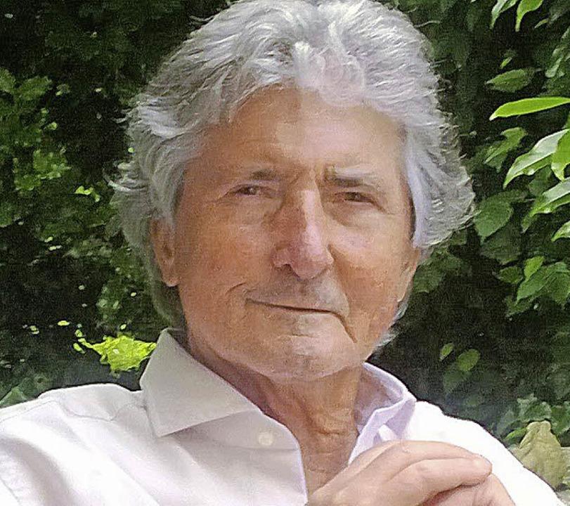 Eugen Fauser     Foto: zvg