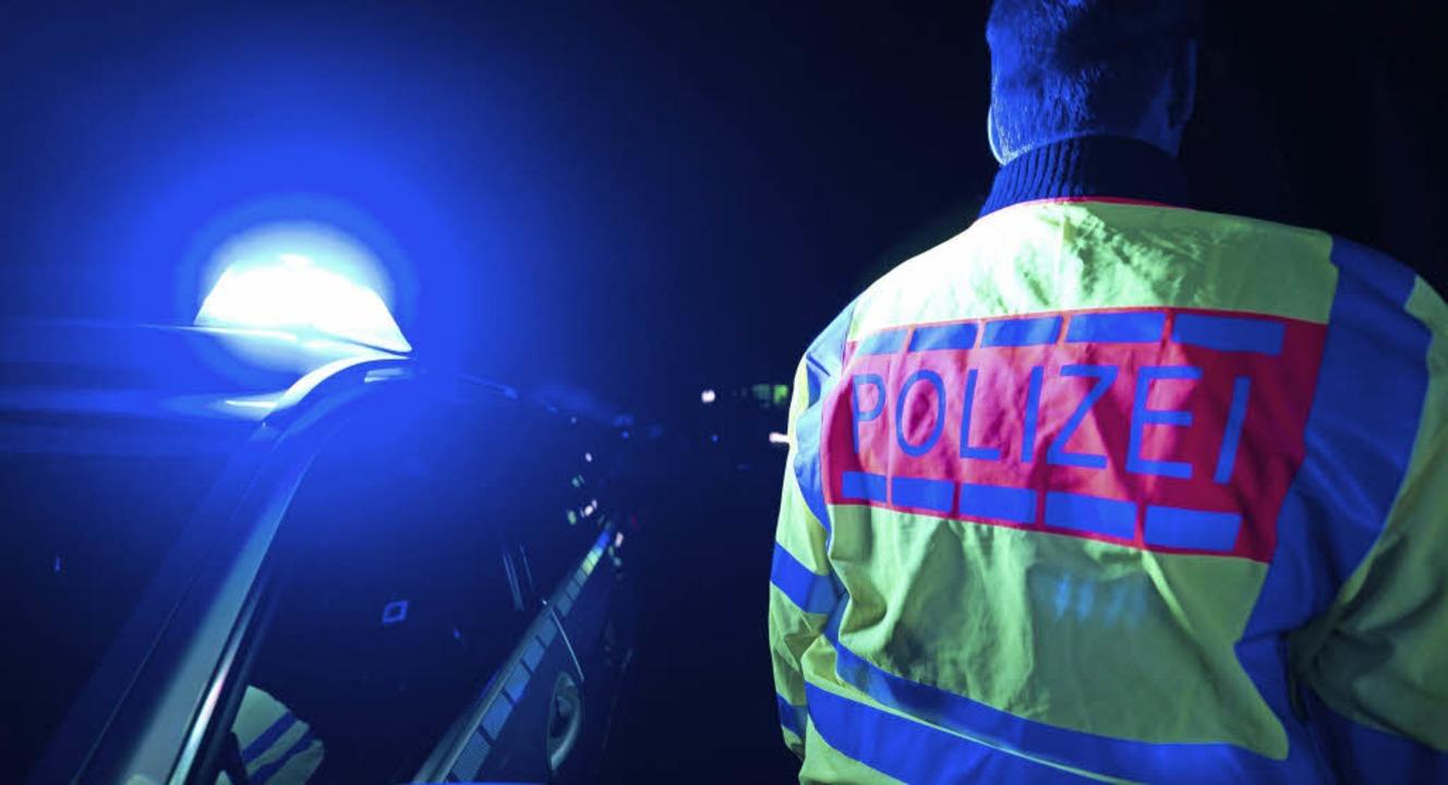 Wenn etwas Schlimmes passiert, ein sch...r Fall für den Polizeipressesprecher.   | Foto: Patrick Seeger / dpa