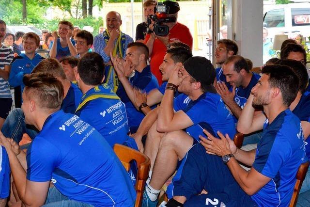 Wie der SV Waldkirch die Pokal-Auslosung erlebte