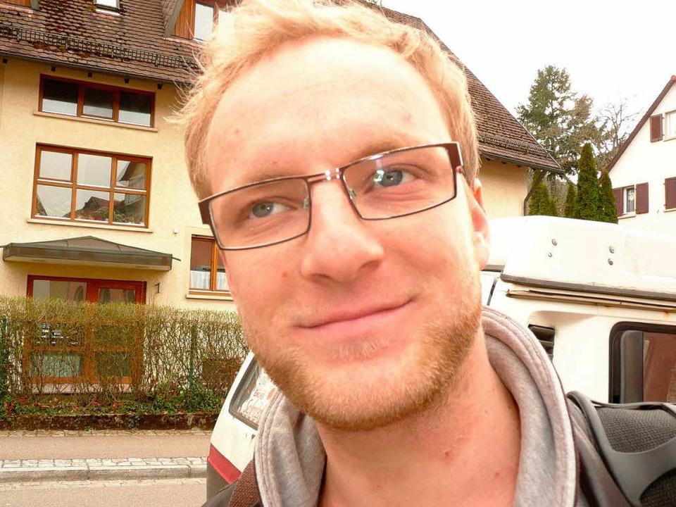 Lukas Fischer   | Foto: Privat