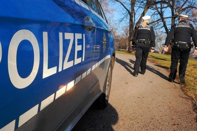 Zwei Leichen in Koffern im Schlossgarten gefunden