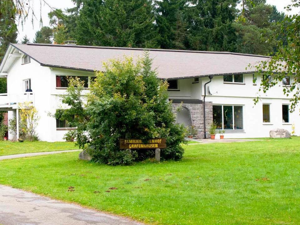 Haupthaus im Feriendorf    Foto: Wilfried Dieckmann