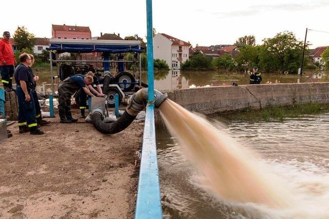 Die THW-Einsatzkräfte sind aus Bosnien zurück