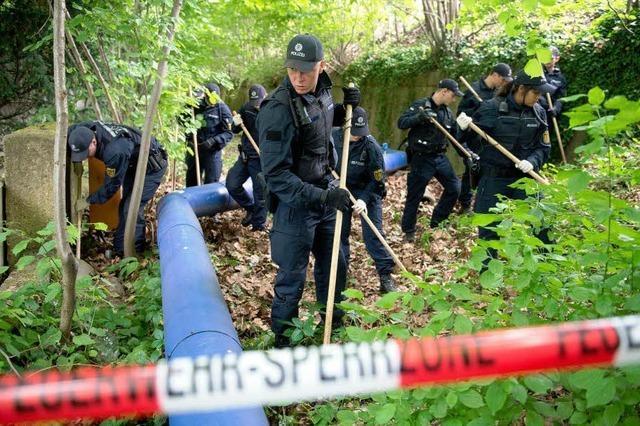 Zwei Leichen in Reisekoffern: Soko ermittelt mit 40 Beamten