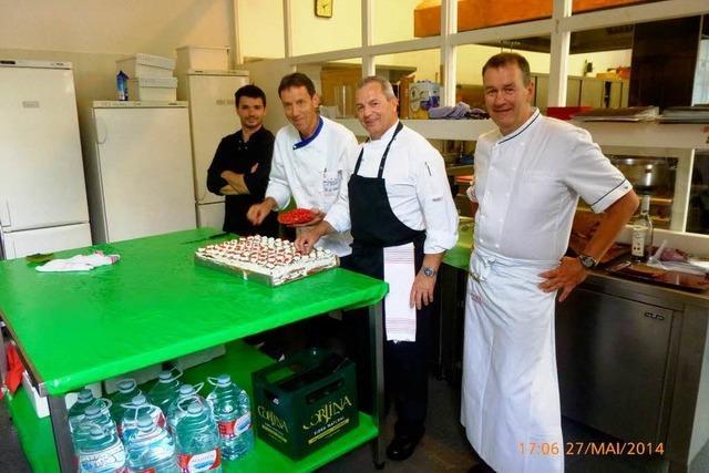 Kochen für Kretschmann & Co