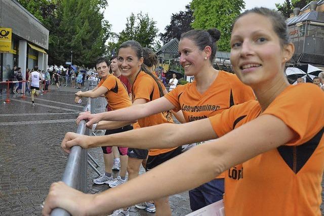 Stadtlauf mit mehr als 3000 Startern
