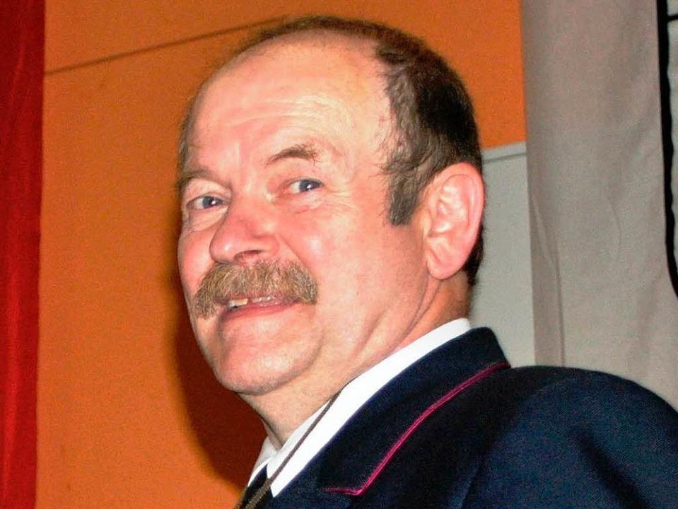 Berthold Maier wurde als Feuerwehrkommandant von Offenburg  verabschiedet.    Foto: robert Ullmann