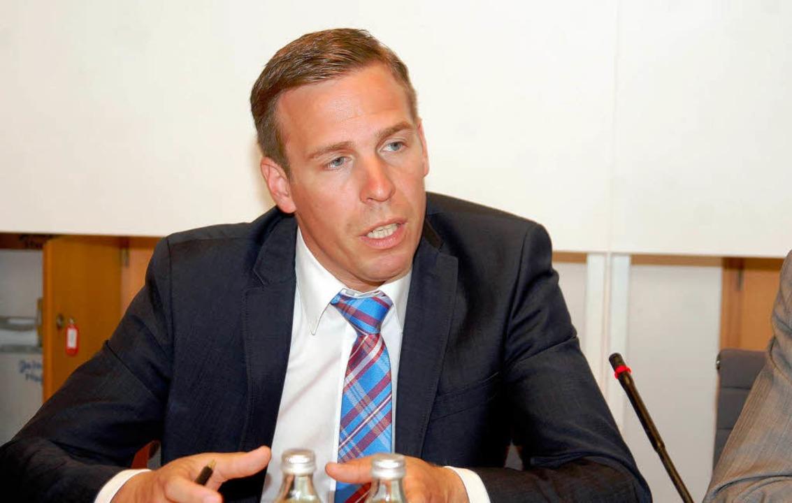 Tobias Kocherscheidt, Regionalleiter Süd-West bei Ten Brinke    Foto: FÖSSEL