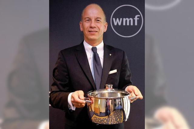 Ex-WMF-Chef Klapproth wird Hansgrohe leiten