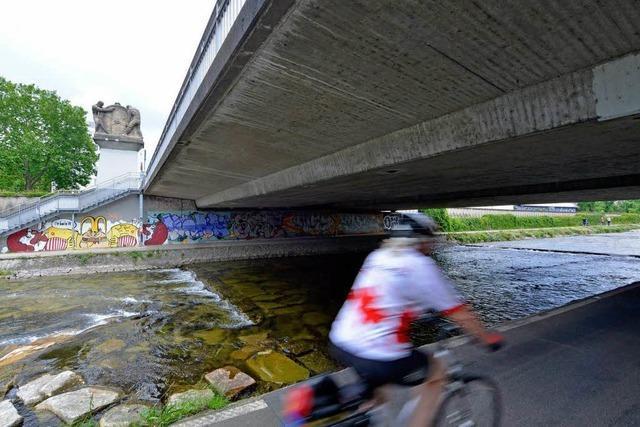ADAC-Test: Schlechtes Zeugnis für Freiburgs Brücken