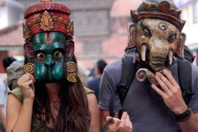 Ohne Flugzeug um die Welt (10): Freiburger stoßen in Indien an Grenzen