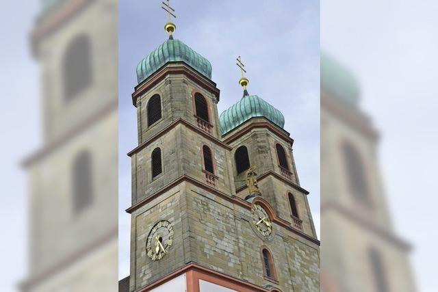 Pfingstkonzert im Fridolinsmünster Bad Säckingen: Erschallet, ihr Lieder