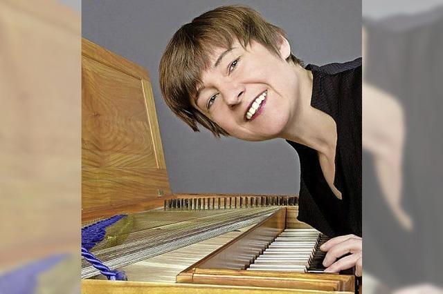 Bach für Kenner: Sigrun Stephan in Freiburg-Ebnet