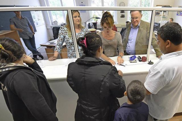 Kandertalgemeinden bieten Asyl