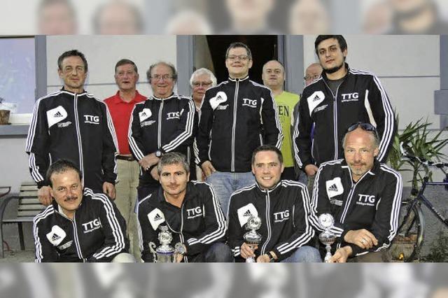 Herrenteam spielt in der neuen Saison Bezirksliga