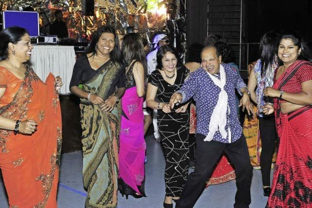 Sri-Lankisch-Deutscher Verein organisiert spätes Neujahrsfest