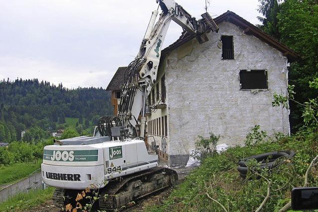 Waldhotel ist endgültig Geschichte