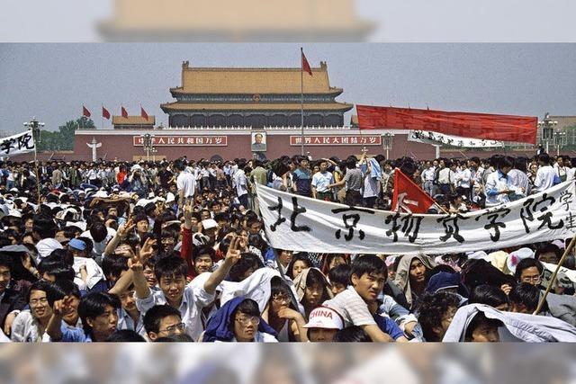 Massaker vom Platz des Himmlischen Friedens liegt 25 Jahre zurück