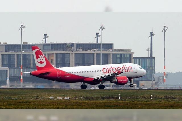 Air Berlin zieht Klage gegen Airport zurück