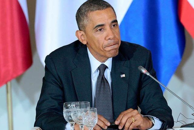 Neuausrichtung der Nato: Obama demonstriert Stärke