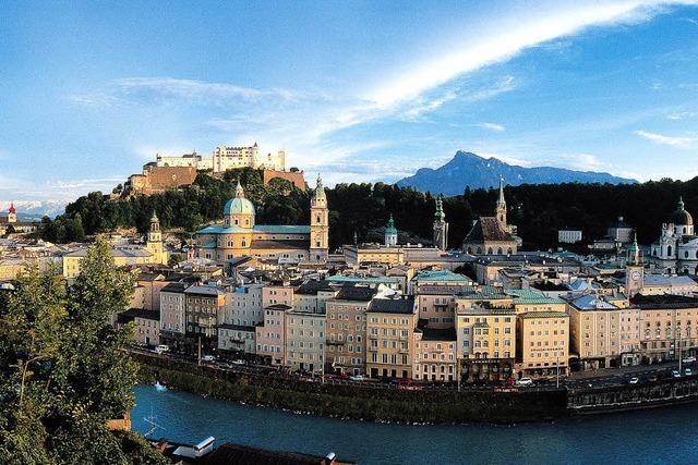 Salzburgs Flair genießen
